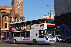 35212 SL16 RFX First Leeds (North East Malarkey) Tags: bus buses transport transportation public publictransport vehicle flickr outdoor explore inexplore google googleimages first firstgroup firstleeds firstwestyorkshire sl16rfx 35212