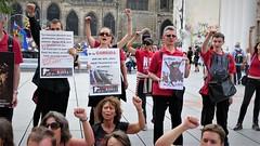 P1020696 (www.deshommesetdesanimaux.fr) Tags: corrida anticorrida nocorrida stopcorrida barbarie cruauté paris 269lifefrance