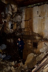 DSC_1837 (PorkkalaSotilastukikohta1944-1956) Tags: bunkkeri hylätty neuvostoliitto porkkalanparenteesi kirkkonummi abandoned bunker soviet exploring suomi finland zif25
