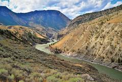 JRJ_7377 (jjay69) Tags: canada canada150 canadian holiday vacation trip travel roadtrip travelling northamerica northernhemisphere britishcolumbia river winding lillooet fraserriver