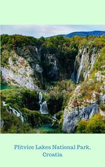 Plitvice Lakes/Croatia