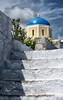 The stairs (marko.erman) Tags: oia santorini cyclades thira island caldera volcano crater slope steep village white houses whitepainted sony wide angle perspective scenic beautiful travel popular greece sea water clouds sky orthodox