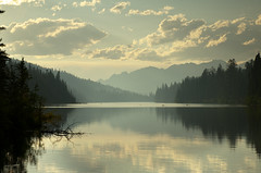 The Valley of the Five Lakes (Kristian Francke) Tags: lake rockys mountain forest outdoors nature water pentax trees