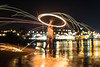 Lecce Torre Vado Steelwool Portrait (Wendelin Jacober) Tags: lecce creativecommons freeforcommercialuse free steelwool stahlwolle lightpainting licht malen kunst lightpaint langzeitbelichtung