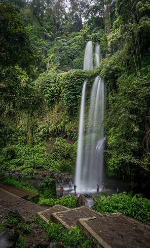 Sendang Gile Waterfall