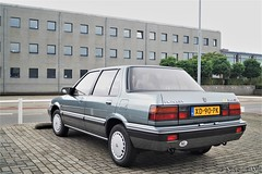1989 Rover 213S (NielsdeWit) Tags: nielsdewit favourite xd90pk rover 200 213 213s s sd3 ede