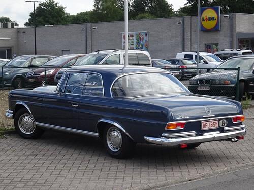 1960's Mercedes-Benz 280 SE Coupé