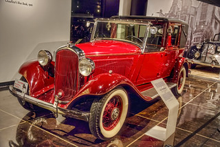 1932 Plymouth Towncar by Brewster