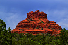 Sedona, Arizona (oybay©) Tags: bell rock sedona arizona landmark geology geography southwest best hike climb nature beauty red tourist site butte sedimentary sandstone oak creek vortex trail walk earth sonoran desert formation science view landscape photography dramatic outdoor