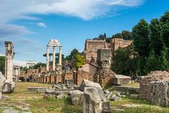 Basilica Julia (Y-tamin_M) Tags: basilica julia roman forum rome
