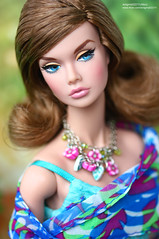 Model Living Poppy Parker (enigma02211) Tags: integritytoys fashionroyalty dollphotography fashiondoll modellivingpoppyparker poppyparker fashionista