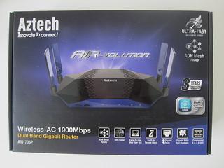 Aztech AIR-706P AC1900 Dual Band Gigabit Mesh Router