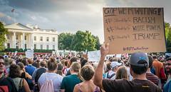 2017.08.13 Charlottesville Candlelight Vigil, Washington, DC USA 8044