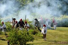 DSC_5087 (Mark Morello) Tags: rogersisland fortedward newyork frenchandindian encampment battle majrobertrogers british french indians usa