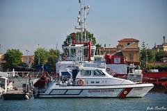 Guardia Costiera (pontfire) Tags: guardia costiera fiumicino italia italie europe europa voyage travel trip trips traveler tourism holiday road route