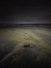 - Quiromántico - (Mar Diaz -korama-) Tags: fineart nature rocks rocas conceptual atardecer agua mar marina siluetas