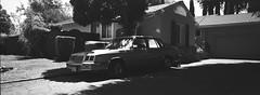 Palo Alto (bior) Tags: paloalto street velvia xpan hasselbladxpanii home house neighborhood suburb chrysler