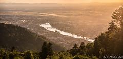 STADT HEIDELBERG (01dgn) Tags: stadtheidelberg heidelberg badenwürttemberg sunset colors sky panorama travel deutschland almanya germany europa city