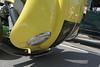1961 VW Beetle Hot Rod (faasdant) Tags: untouchable car show kalama washington wa usa 2017 1961 vw volkswagen beetle hotrod front engine yellow