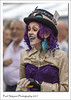 Purple Steampunk (Paul Simpson Photography) Tags: steampunk steampunks lincoln fancydress paulsimpsonphotography sonya77 sonyphotography clothes makeup costume citycentre streetphotography costumeparty happiness girl woman smiling happylady lookinghappy lincolnshire asylum lady