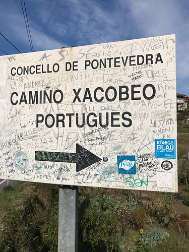 Etapa: Arcade -> Pontevedra