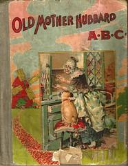 Old Mother Hubbard (912greens) Tags: marvel books oldbooks mothergoose illustrations childrensbooks