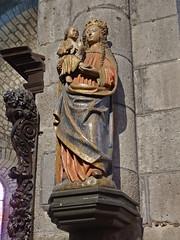 DSCN6128f Basilique Notre-Dame-des-Miracles, Mauriac (Cantal) (Thomas The Baguette) Tags: cantal auvergne france basilique mauriac notredamedesmiracles puysaintmary puy leclou vicsurcere toursdemerle soult argentat correze chastaigne barrage aigle thiezac