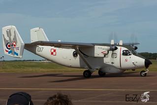 1017 Polish Air Force PZL Mielec M28 Bryza B1R