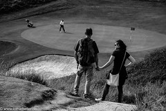 Golf_BW-2 (Lothar Heller) Tags: lotharheller blackandwhite blanco golf islandia monochrome people schwarzweiss
