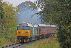 50015 Valiant (gareth46233) Tags: 50015 valiant irwell vale elr east lancs lancashire