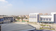 Maadi Sports Complex (Rckr88) Tags: maadi cairo egypt sports complex maadisportscomplex sport africa travel travelling city cities sky skyline buildings building architecture