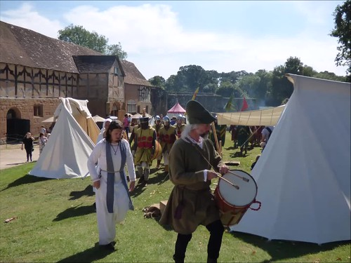 Kenilworth Castle - Clash of Knights - video slideshow