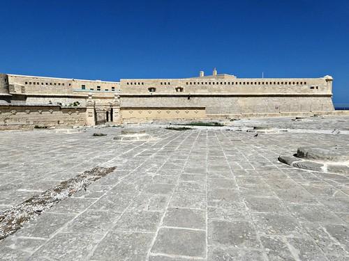 Fort st Elmo - Forti Sant'Iermu