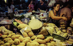 DSCF4398 (Steve Daggar) Tags: chiangmai thailand travel buddhist monk markets street candid asia