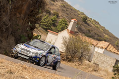 Fran Santana - Opel Corsa Kit Car (Albert Rguez Diaz) Tags: subida santo domingo 2017 la palma rally canarias albert rguez diaz opel corsa kit car