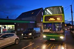 First Kernow 32844 T844LLC - St Columb Road (KA Transport Photography) Tags: first kernow 32844 t844llc st columb road