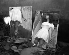 E. (denzzz) Tags: portrait skancheli blackwhite blackandwhite analogphotography filmphotography wista45dx 4x5 largeformat kodak tmax400 fujinona 240mm urbex abandoned beautifuldecay derelict