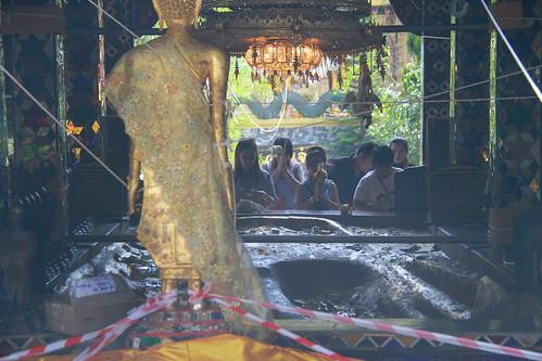 Wat Phraphutthabat Si Roi, 12/03/2017