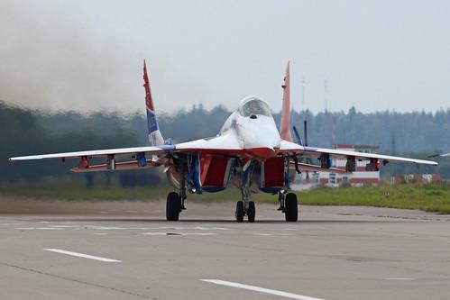 Mikoyan-Gurevich MiG-29S '31 blue'