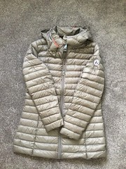 JOTT - donwcoat front large (ShinyNylonFan) Tags: jott wintercoat downcoat silver