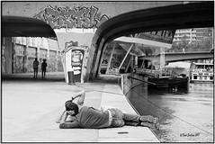 Relaxing_Leica M3 (ksadjina) Tags: 10min 150 24x36 kodak400tmax leicam3 leitzsummicronm35mmf2 nikonsupercoolscan9000ed rodinal silverfast analog blackwhite film scan