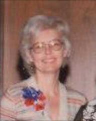 Donna Mae McPherson