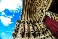 Cathédrale Notre-Dame d'Amiens (Emilio Guerra) Tags: pasdecalais locations lille artois eur2016 hautsdefrance somme arras nordpasdecalaispicardie amiens cathédralenotredamedamiens france