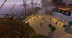 Rosehaven Privateer's Ball