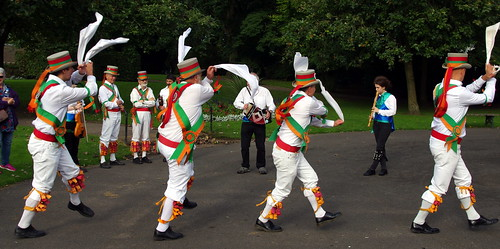 16.9.17 Waters Green and Adlington Morris in Macclesfield 49