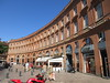 Place du Président Thomas Wilson, Toulouse, France