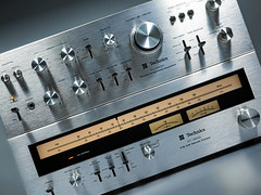 Technics SU/ST 3500 Stereo Amplifier/Tuner (oldsansui) Tags: 1970 1975 1970s audio classic vintage retro technics stereo amp tuner receiver sound hifi design old radio music audiophile analog madeinjapan 70erjahre solidstate