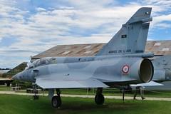 516 / 5-OL Dassault Mirage 2000B @ Musée Européen de l'Aviation de Chasse 15th June 2016 (_Illusion450_) Tags: aérodromedancone montélimar muséeeuropéendelaviationdechasse 150616 museum lflq xmk aeroplane aviation avion aircraft airplane flugplatz 516 5ol dassault mirage 2000b