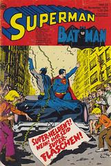 Superman / 1973 Nr. 24 (micky the pixel) Tags: comics comic heft superhero dc ehapaverlag superman batman konfetti parade nickcardy