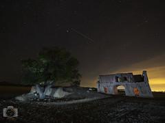 Una casa iluminada (Javichu Fotografia) Tags: olympus zuiko zuikodigital fotografianocturna nocturna lightpainting night photography em1
